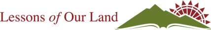 Lessons Of Our Land Logo